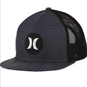 Hurley SnapBack baseball hat 🧢 motion stripe